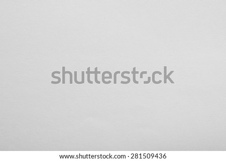White  watercolor paper, eggshell texture - stock photo