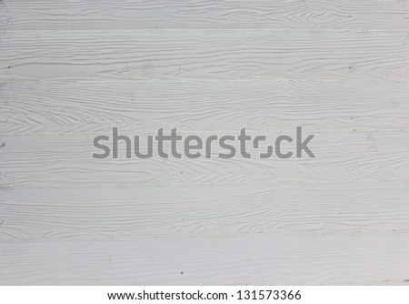 white wood desk texture, background - stock photo