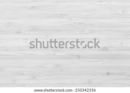 White Wood Texture, Top View - stock photo