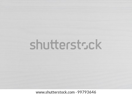White wood texture with copy space - stock photo