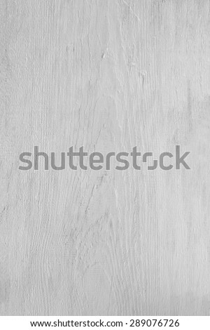 White wooden grungy painted texture background - stock photo
