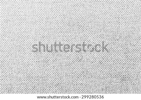 White woven canvas patterns from floor chair . fabric texture. fabric patterns - stock photo