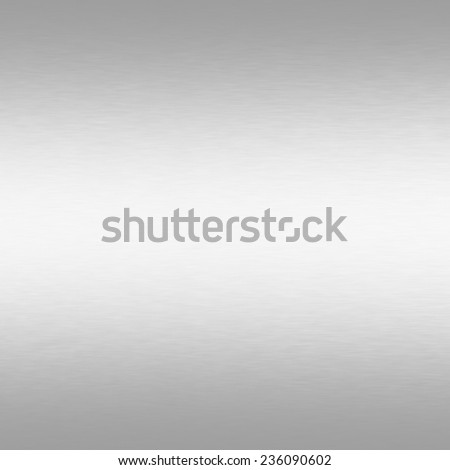 whiteboard silver background metal texture - stock photo