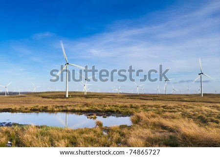 Whitelee Wind Farm