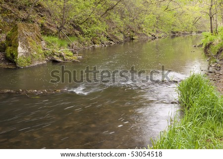 Whitewater River Scenic