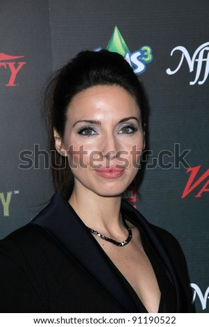 Whitney Cummings at Variety's 2nd Annual Power of Comedy Event, Hollywood Palladium, Hollywood, CA 11-19-11 - stock photo