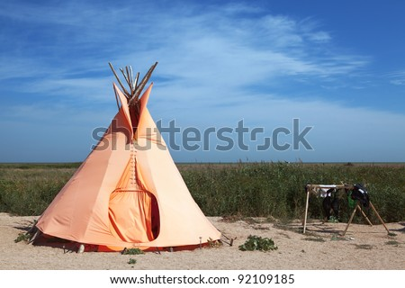 Wigwam - Indians of North America home