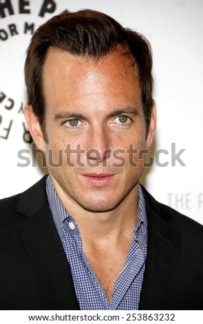 "Will Arnett at the Paley Center For Media Presents An Evening With ""Up All Night"" held at the Paley Center for Media in Beverly Hills, California, United States on May 8, 2012."