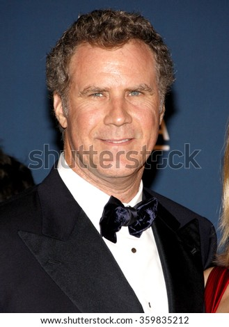 Will Ferrell at the LACMA 2013 Art + Film Gala Honoring Martin Scorsese And David Hockney Presented By Gucci held at the LACMA in Los Angeles, USA on November 2, 2013.  - stock photo
