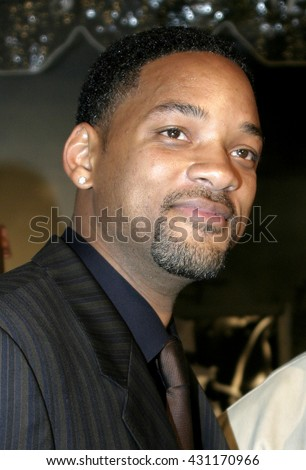 Will Smith at the Los Angeles premiere of 'Ray' held at the Cinerama Dome in Hollywood, USA on October 19, 2004.