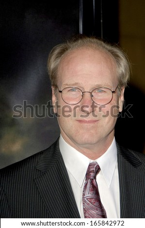 William Hurt at A HISTORY OF VIOLENCE Premiere, The Egyptian Theatre at the American Cinematheque, Los Angeles, CA, September 21, 2005
