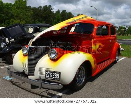 Car Shows In Newport News Va In November