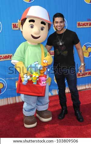 Wilmer Valderrama  at the Los Angeles Premiere of 'Handy Manny Motorcycle Adventure'. Arclight Hollywood, Hollywood, CA. 09-26-09