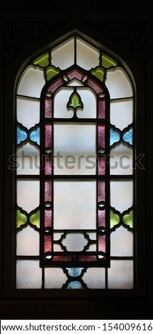 Window - stock photo