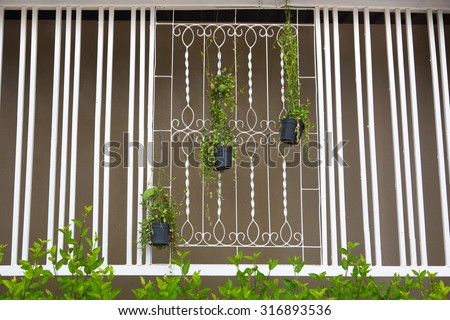 Window Grill Stock Images, Royalty-Free Images & Vectors ...