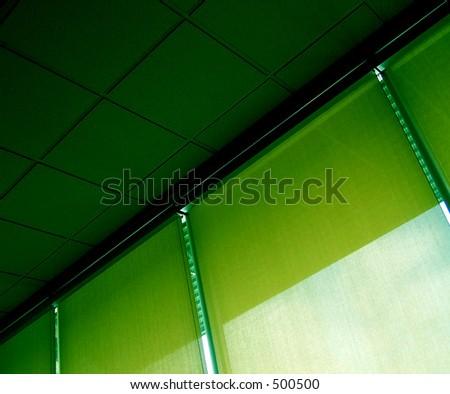 windows - stock photo