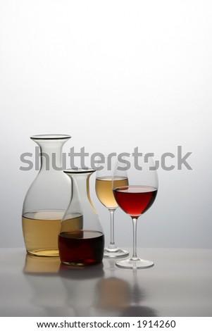 Wine - stock photo