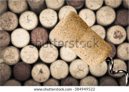 Wine. - stock photo