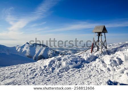 Winter. - stock photo