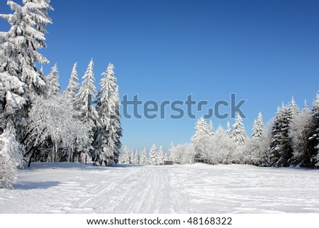 winter 22 - stock photo