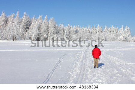 winter 53 - stock photo