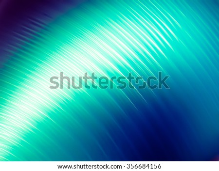 Winter charming abstract background. The shades of color moving smoothly, creating waves and reflections. - stock photo