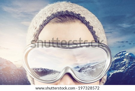 Winter Sports - stock photo