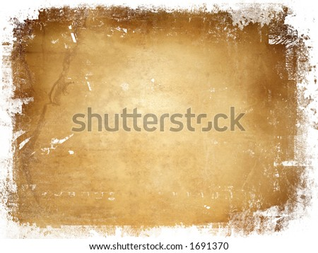 Winter style grunge background - stock photo