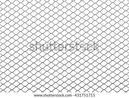transparent chain link fence texture. Wire Mesh, Metal Chain Link Fence Texture Isolated On White Background Transparent