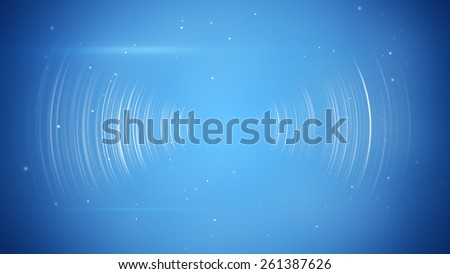 wireless transition. Computer generated abstract technology background - stock photo