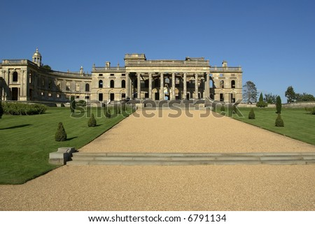 Witley Court Country House Worcestershire Midlands England