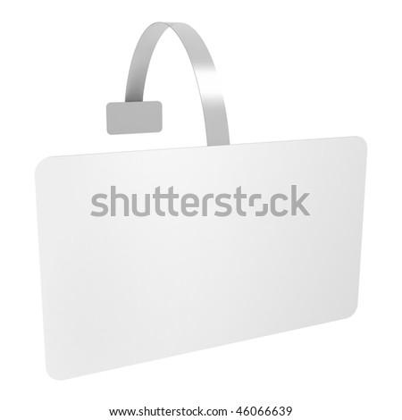 Wobbler - stock photo