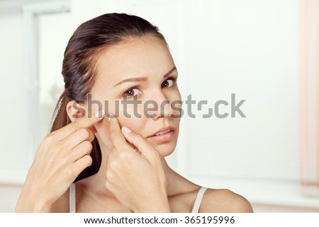 Woman. - stock photo