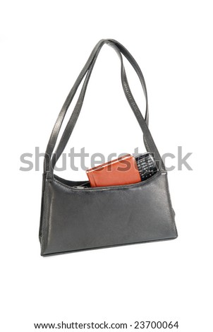 woman bag and accessory