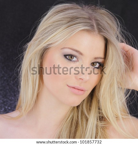 Woman - beauty portrait
