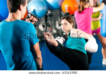 Self-defense Stock Photos, Illustrations, and Vector Art