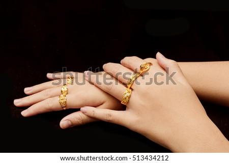 Finger ring Stock Royalty Free & Vectors