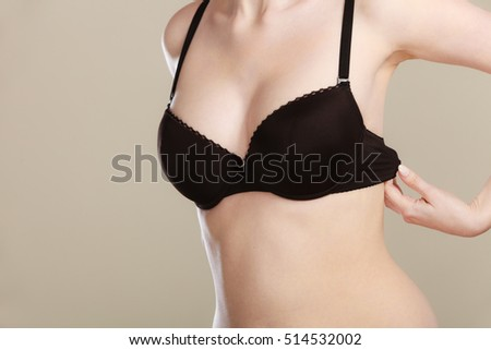 Brassiere Stock Photos, Royalty-Free Images & Vectors ...