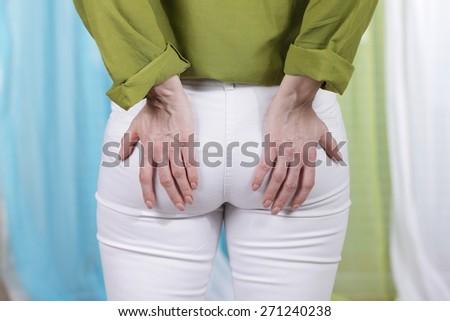 Golden panties tgp