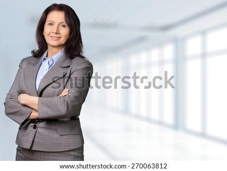 Women, Businesswoman, Business. - stock photo