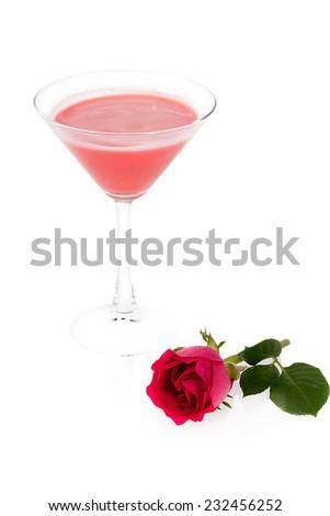 Women cocktail - stock photo