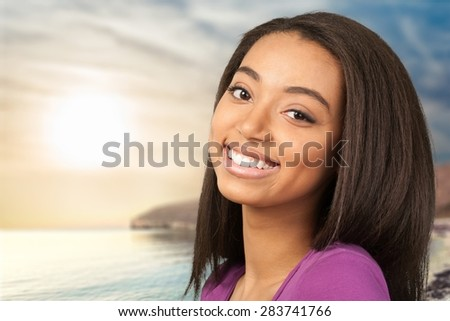 Women, Human Face, Smiling.