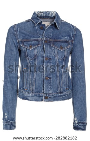 Denim Jacket Stock Images Royalty-Free Images u0026 Vectors | Shutterstock