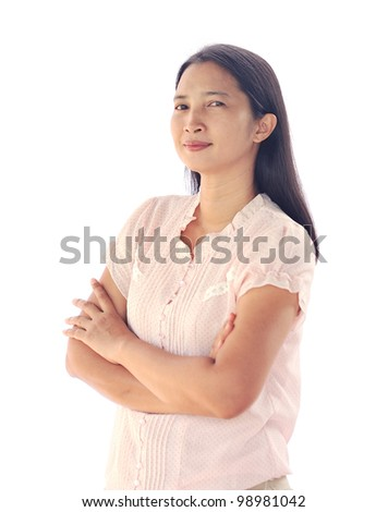 Women portrait - stock photo