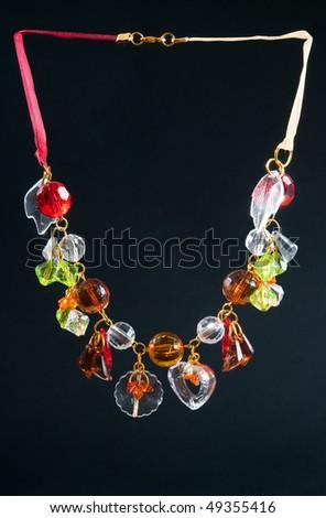 Women's Jewelry - stock photo
