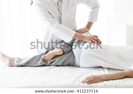 Women toning the body for tomorrow - stock photo