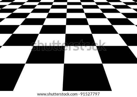Wonderful black and white chess background