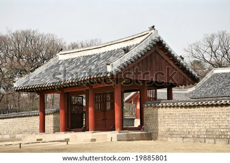 Wonderful Buddhist Temple(Release Information: Editorial Use Only. Use of this image in advertising or for promotional purposes is prohibited.) - stock photo