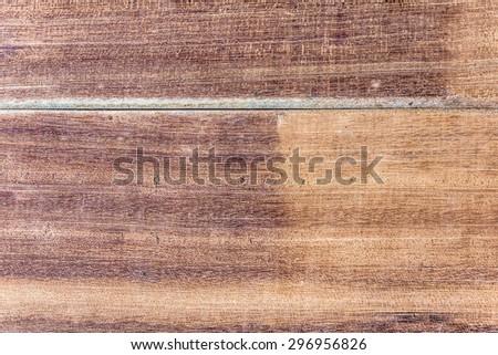 Wood background grunge style HDR process - stock photo