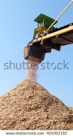 Wood Chip Processing